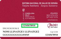 Targeta Sanitària Individual (TSI)